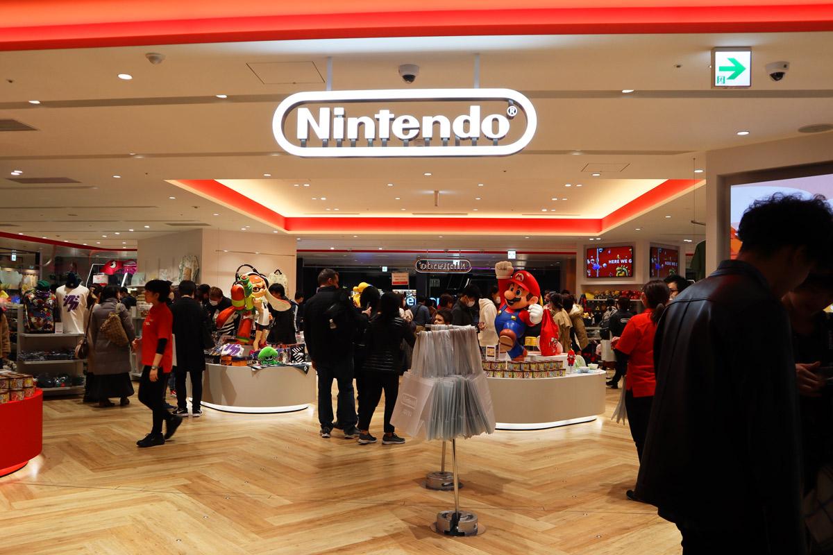 夢と遊び心が詰まってる Nintendo TOKYOに行ってきました!